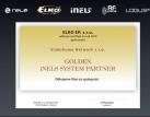 Stakohome Network s.r.o. získala zlatý certifikát iNELS systémový partner