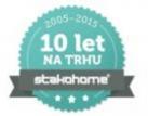 f.STAKOHOME 10 let na trhu
