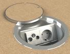 Podlahová krabice STAKOHOME-9902-A